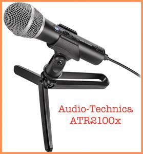Audio-Technica Podcast Mic