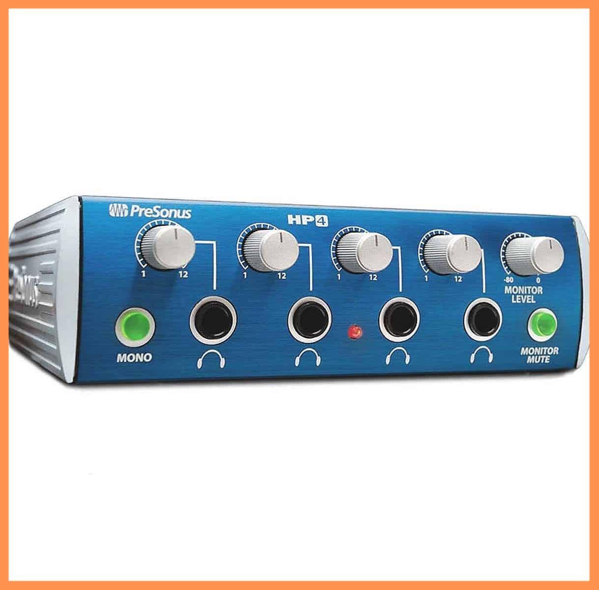 PreSonus HP4 4-Channel