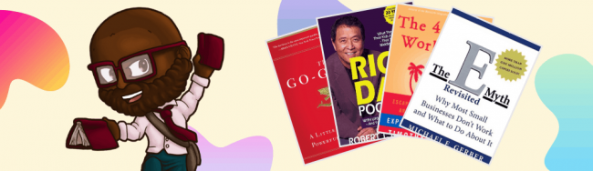 4 Business Books