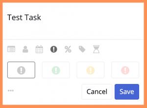 Teamwork Task Priority
